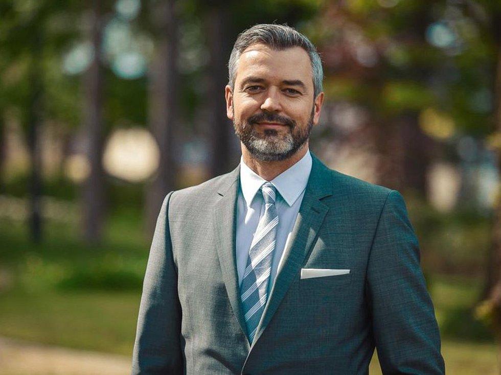Viktor Šebesta, majitel agentury Friendly&Loyal a ředitel festivalu Colores Flamenco - finalista konkurzu na post šéfa Moravského divadla