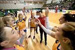 Volejbalistky Olomouce. Ilustrační foto
