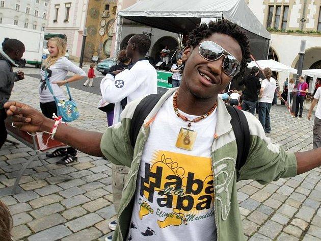 Dny pro Afriku na Horním náměstí