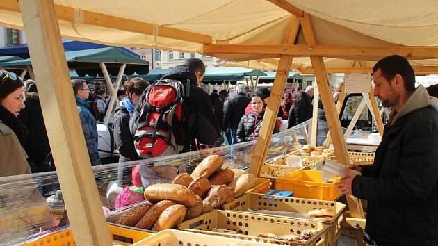 Famářský trh v Olomouci. Ilustrační foto