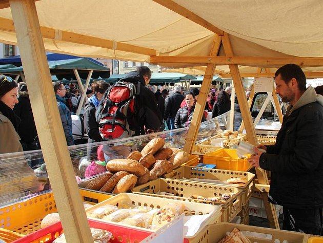 Famářský trh vOlomouci. Ilustrační foto