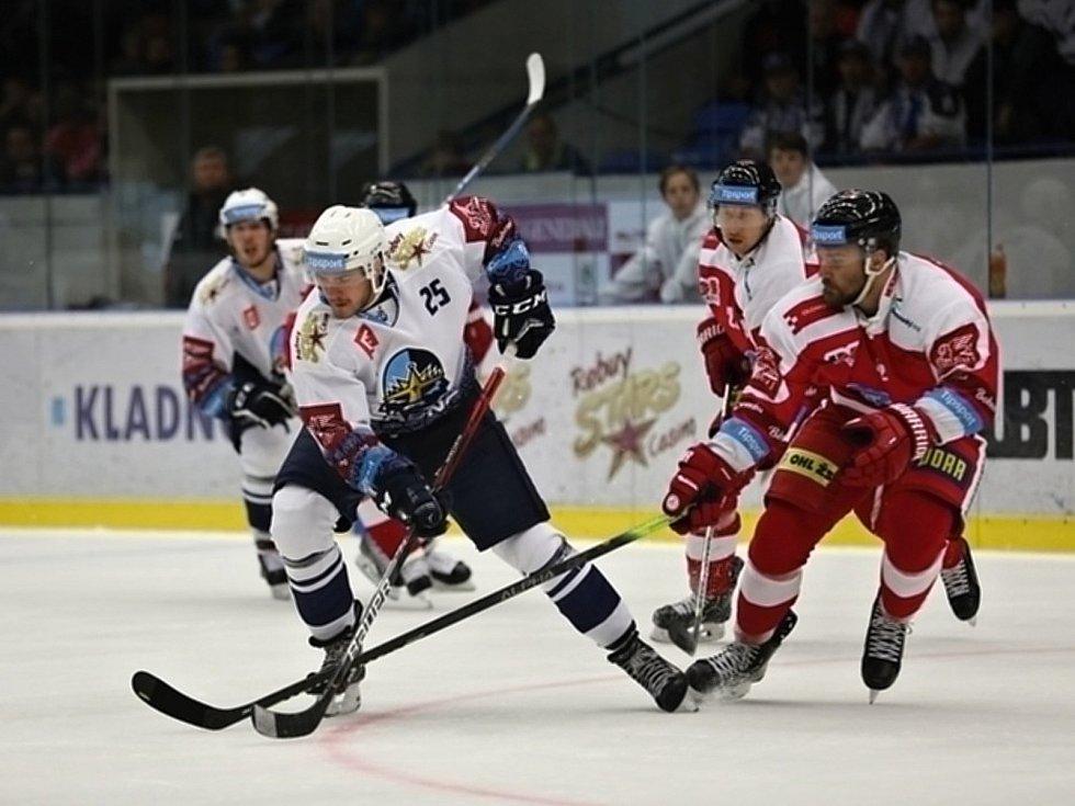 Kladno proti Olomouci