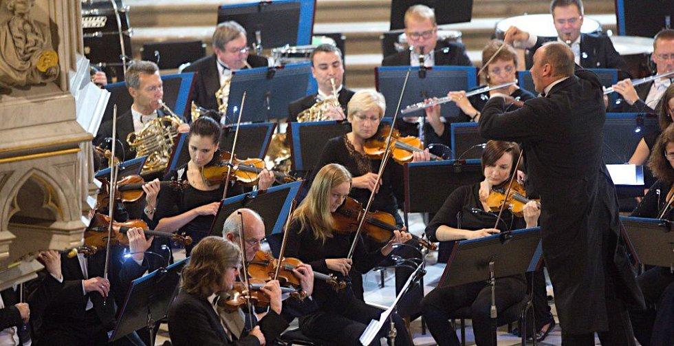 V olomoucké katedrále sv. Václava začal 22. ročník Podzimní festival duchovní hudby