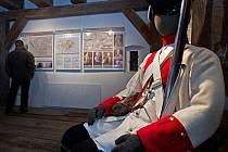 Nová expozice o vojenské historii Olomouce v Korunní pevnůstce