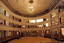 Prázdninová vylepšení v Moravském divadle Olomouc