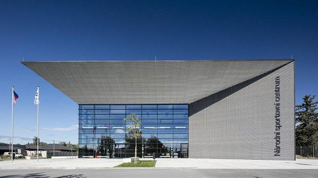 Národní sportovní centrum Prostějov.