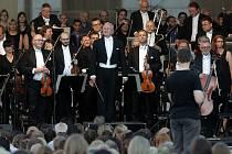 Moravská filharmonie Olomouc. Ilustrační foto