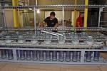 Montáž technologie ústředny potrubní pošty ve Fakultní nemocnici Olomouc