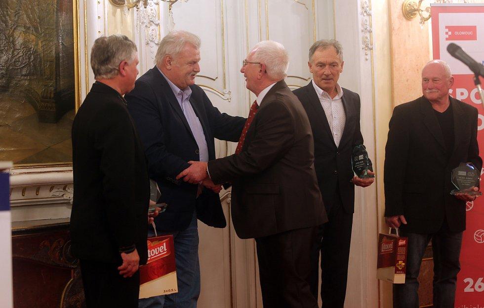 Funkcionářské osobnosti Milan Cigánek, Jiří Vít, Jan Chladil