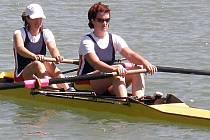 Jana Vyhnánková a Pavlína Žižková