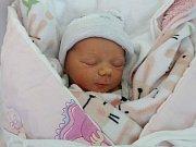 Mia Valo, Olomouc narozena 4. března míra 50 cm, váha 3030 g