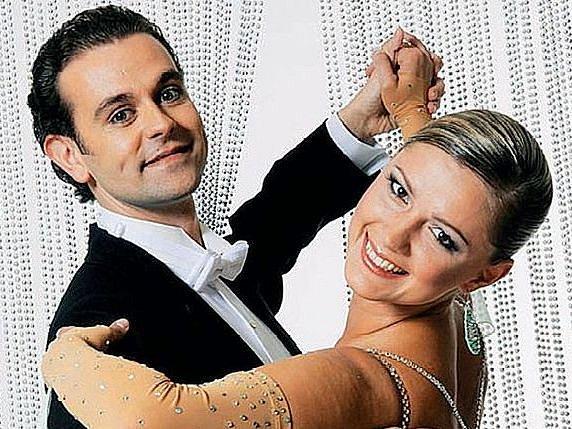 Jan Halíř a Monika Žídková.