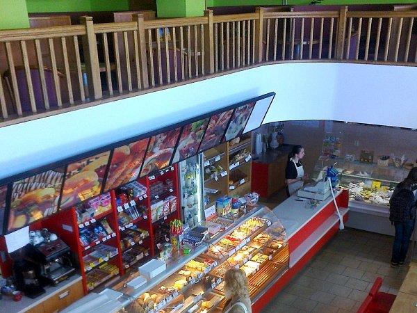 Kavárna a potraviny Ječmínek, Litovel