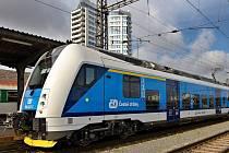 Vlaky RegioPanter nyní jezdí mezi Olomoucí, Prostějovem a Nezamyslicemi