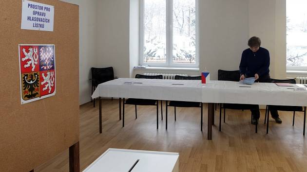 Příprava na první obecní volby v Kozlově