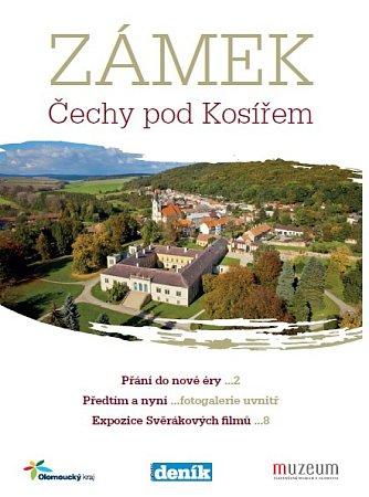Zámek Čechy pod Kosířem - příloha Deníku