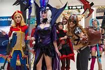 Cosplay festival - nákupní galerie Šantovka ožije fikcí a novodobými legendami