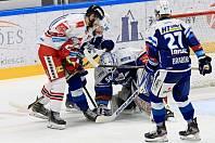 Hokejisté Komety naposledy v sezoně hostili Olomouc.