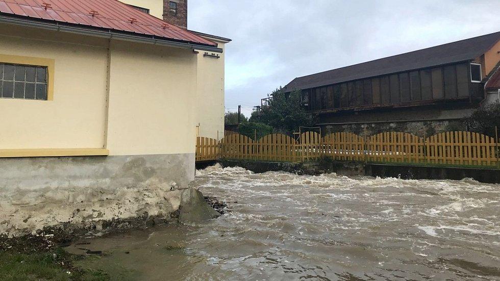 Horka nad Moravou, 15. října 2020, 9:00