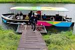 Olomouckou vyhlídkovou loď Kordulku (na snímku) doplní v sobotu nová kolegyně