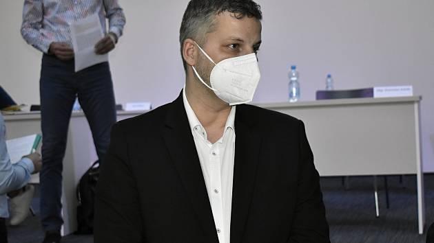 Nově zvolený předseda Ol KFS Daniel Vitonský