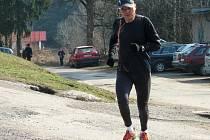 Ultramaratonec Miroslav Osladil
