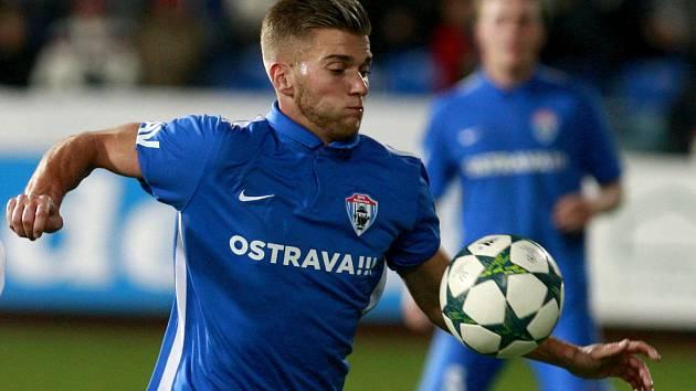 Fotbalisté Vítkovic. Ilustrační foto