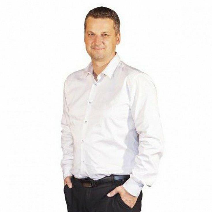 Daniel Vitonský, kandidoval do krajského zastupitelstva