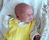 Sofie Mádrová, Moravský Beroun, narozena 16. ledna ve Šternberku, míra 49 cm, váha 3240 g