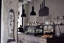 Kavárna Továrna Zlín