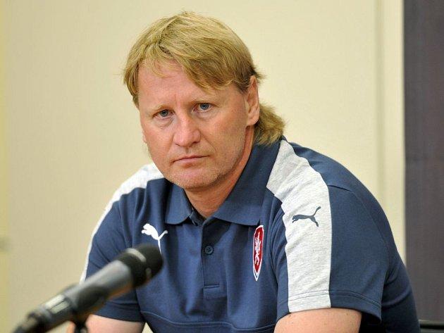 Radek Bejbl, trenér české reprezentace U17