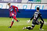 Sigma Olomouc prohrála v Plzni 0:1.Pavel Šulc, Aleš Mandous
