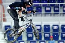 Freestyle BMX. Ilustrační foto