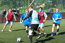 První futsalová liga Olomoucka