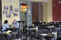 Nová restaurace na olomouckém hlavním nádraží
