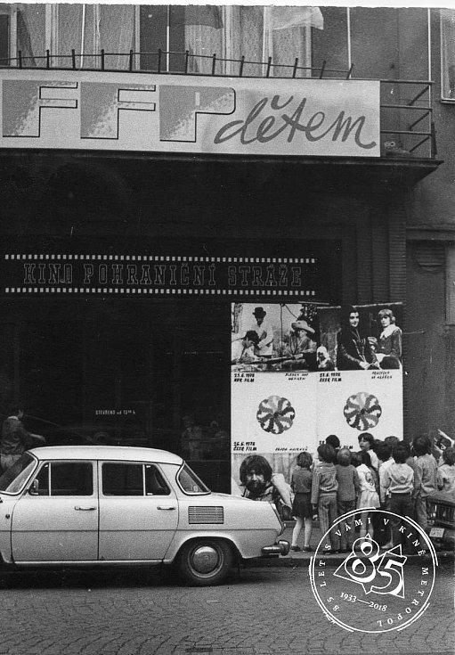 Pětaosmdesáté narozeniny si připomíná olomoucké kino Metropol