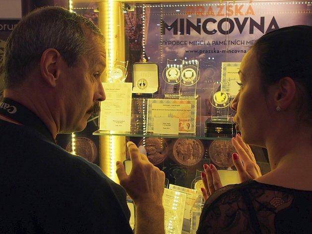 World Money Fair 2013vBerlíně