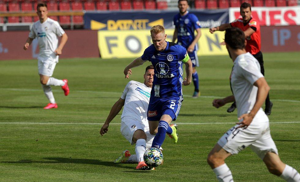 SK Sigma - FC Viktoria Plzeň