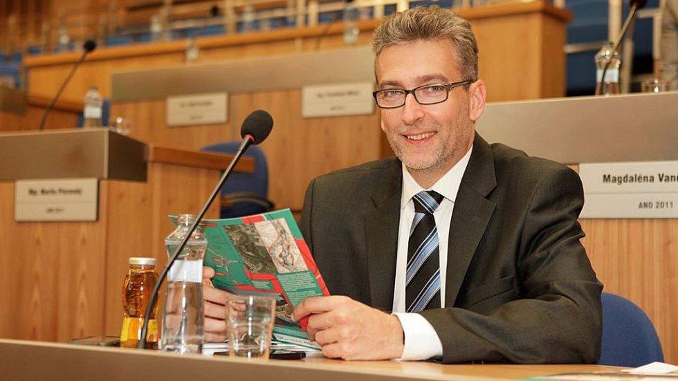 Miroslav Žbánek, lídr ANO pro komunální volby 2018 v Olomouci