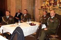 Váleční veterání z Olomouckého kraje oslavili svůj svátek v neděli 11. listopadu v sále Klášterního hradiska v Olomouci.