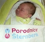 Štěpán Malota, Stádlo, narozen 6. března ve Šternberku, míra 53 cm, váha 4040 g