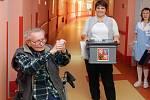 Volby v Domově seniorů POHODA ve Chválkovicích