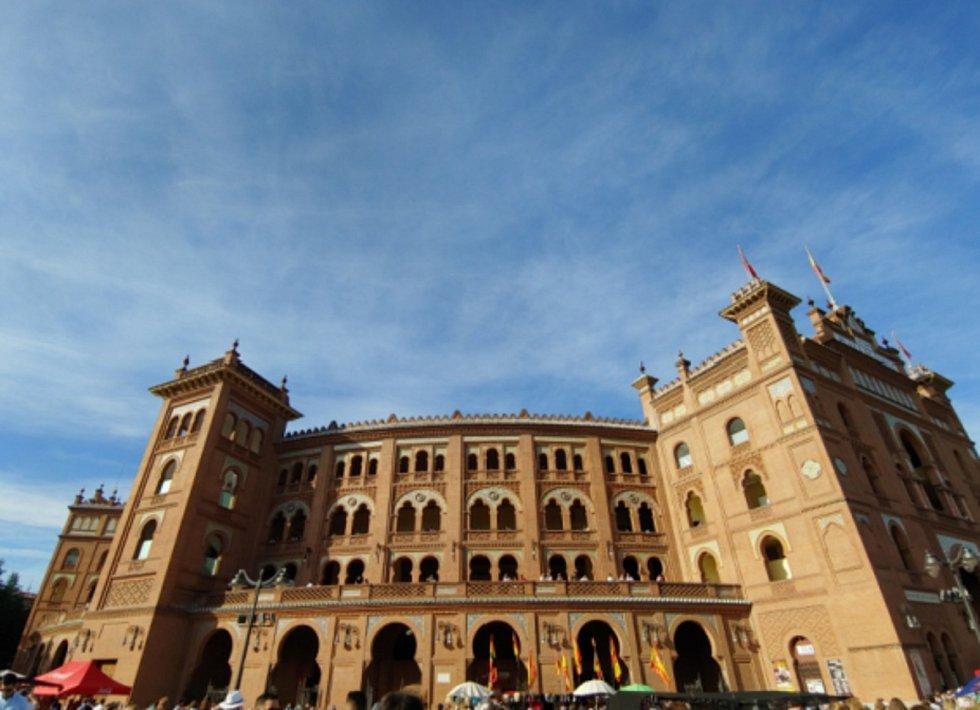 Ventas v Madridu, největší býčí aréna ve Španělsku