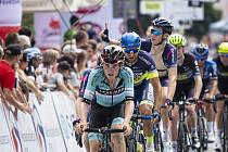 Etapový závod Sazka Tour opět vyvrcholí ve Šternberku.