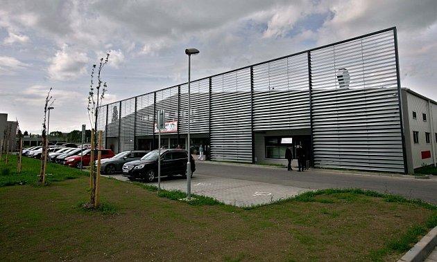 Jezdecký areál Equine Sport Center Olomouc