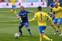 SK Sigma Olomouc - FK Teplice. Martin Sladký