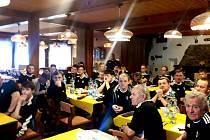 Rozhodčí OFS Olomouc absolvovali seminář před jarní částí soutěží v Karlově pod Pradědem.