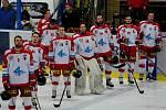 Zlín proti Olomouci - třetí zápas předkola play-off