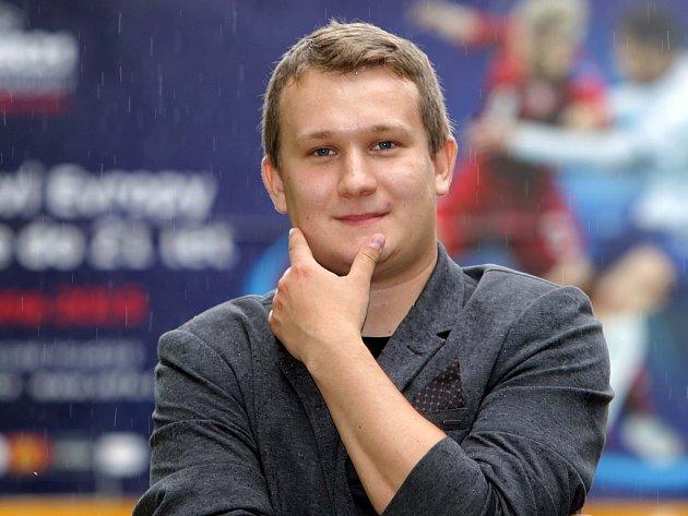Spolupracovník sportovní redakce Deníku Michal Kvasnica