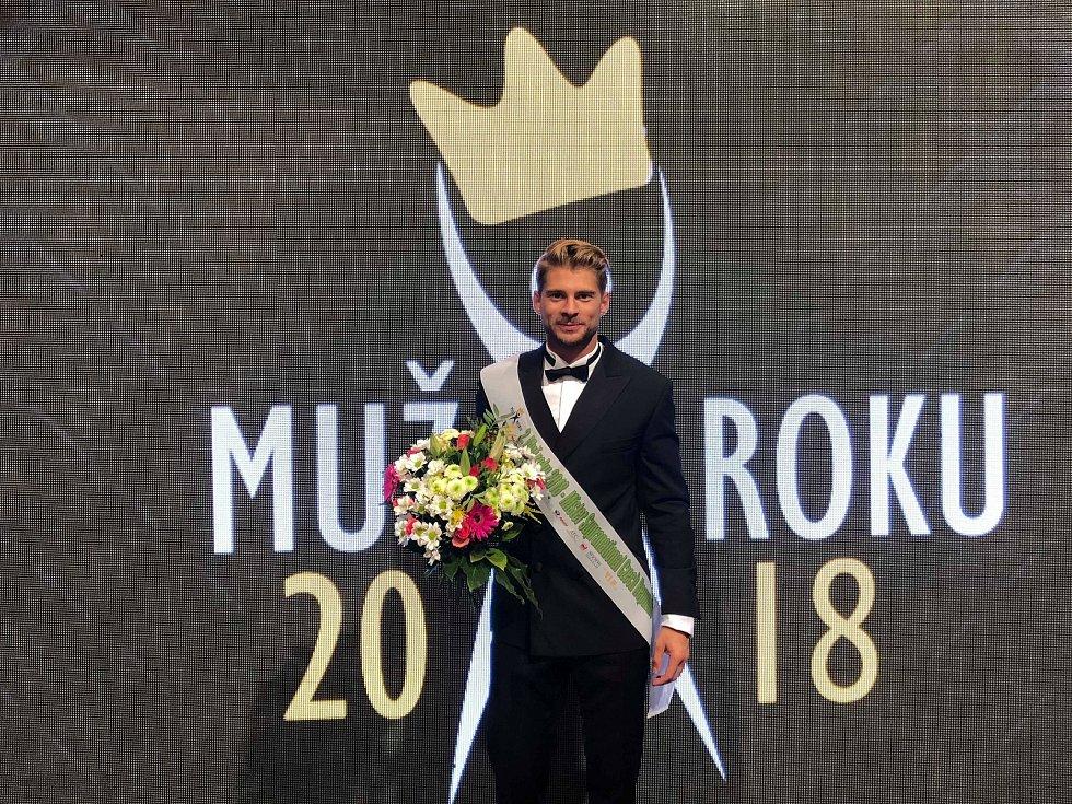 Jakub Kochta, druhý Muž roku 2018